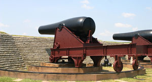 Wilmington Fort Fisher Historic Museum, North Carolina