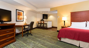 Executive Suite at Holiday Inn Wilmington