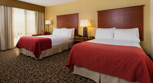 Holiday Inn Wilmington Double Double Room