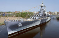 USS Battleship North Carolina Hotel